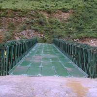 贝雷桥钢便桥工程案例